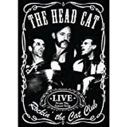The Head Cat - Rockin' The Cat Club: Live From The Sunset Strip [DVD] [2006] [NTSC]